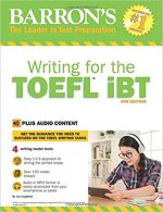 Barron's Writing For The TOEFL IBT(6TH)+CD