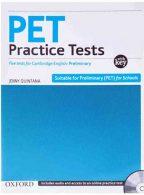 Pet Practice Tests+CD
