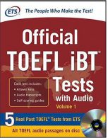 official toefl IBT tests 2013