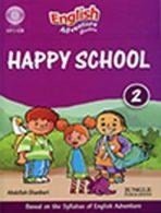 English Adventure 2 Happy school