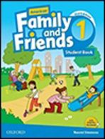 American Family and Friends 1 (S+W+CD+DVD)