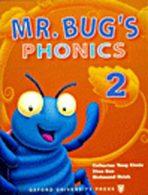 Mr Bugs Phonics 2 Student Books