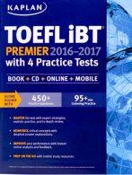 TOEFL iBT Premier Kaplan 2016-2017