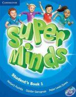 Super Minds 1 (SB+WB+CD+DVD)