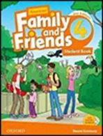 American Family and Friends 4 (SB+WB+DVD)