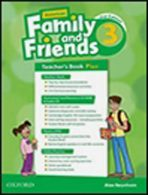 American Family and Friends 3 Teachers book+CD