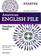 American English File Teacher Book Starter ویرایش دوم