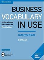 Business Vocabulary In Use intermediate ویرایش سوم
