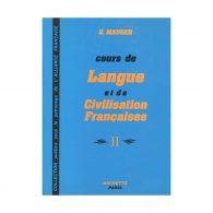 Course De Langue Et De Civilisation Francaises 2