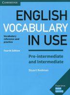 English Vocabulary In Use Pre-intermediate & Intermediate ویرایش چهارم
