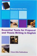 Essential Texts for Proposal and Thesis Writing