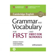 Grammar and Vocabulary for First and First for School