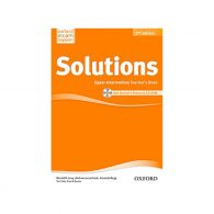 Solutions Upper-Intermediate Teachers Book 2nd
