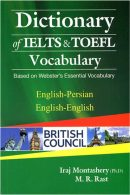 Dictionary Of IELTS & TOEFL Vocabulary