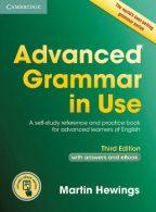 Advanced Grammar In Use ویرایش سوم