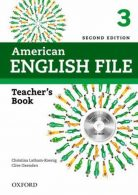 American English File teachers book 3 ویرایش دوم