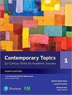 Contemporary Topics 1 ویرایش چهارم
