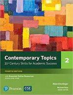 Contemporary Topics 2 ویرایش چهارم