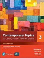 Contemporary Topics 3 ویرایش چهارم