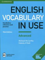 English Vocabulary In Use Advanced ویرایش سوم