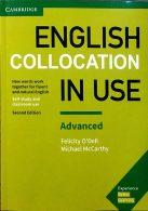 English Collocation In Use Advanced ویرایش دوم