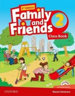 Family and Friends 2 British ویرایش دوم