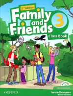 Family and Friends 3 British ویرایش دوم
