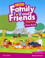 Family and Friends Starter ویرایش دوم