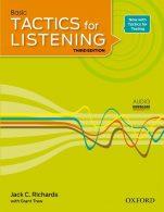 Tactics for Listening basic ویرایش سوم