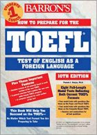 Barrons How to Prepare For the TOEFL Test ویرایش دهم