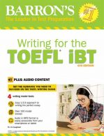 Barrons Writing for the TOEFL IBT ویرایش ششم