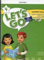 Lets Go 4 Teachers Pack ویرایش پنجم