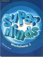 Super Minds 1 Worksheet