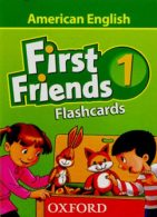 Flash Cards American first friends 1