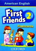 Flash Cards American First Friends 2