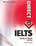 Direct to IELTS Students book
