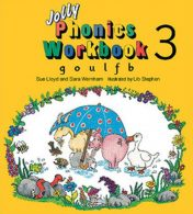 Jolly Phonics 3 Workbook