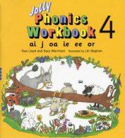 Jolly Phonics 4 Workbook