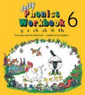 Jolly Phonics 6 Workbook