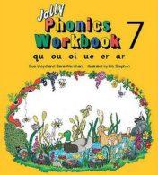 Jolly Phonics 7 Workbook
