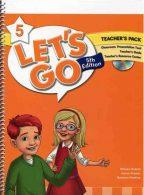 Lets go 5 Teachers Pack ویرایش پنجم