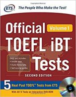 Official TOEFL IBT Tests Volume 1