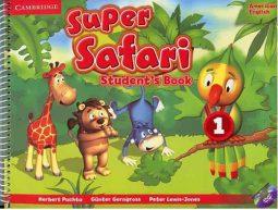 American Super safari 1