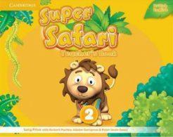 Super safari 2 teachers book