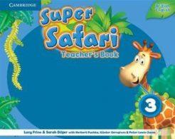 Super safari 3 Teachers book