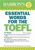Barrons Essential words For The TOEFL ویرایش هفتم